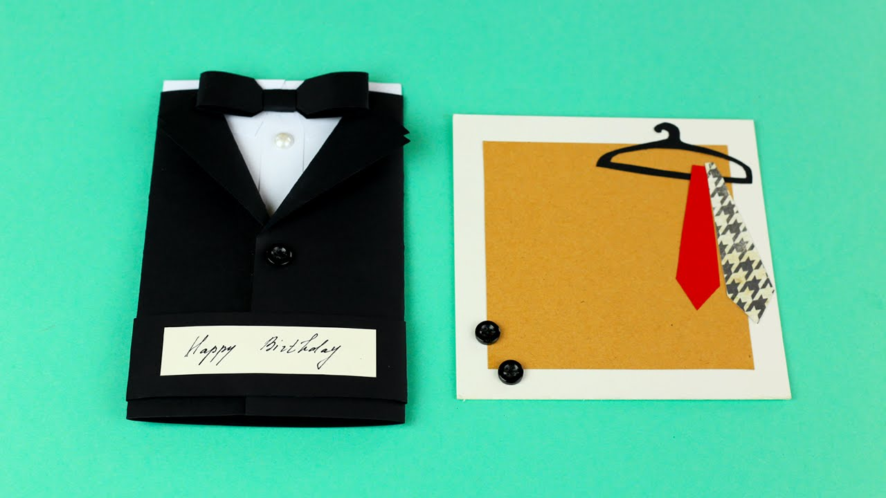 Идеи открытки для мужчин