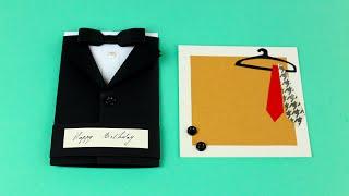 Открытка парню своими руками(Как сделать необычную открытку своими руками? В этом видео-уроке мы создадим красивые открытки, которые..., 2016-06-26T13:00:00.000Z)