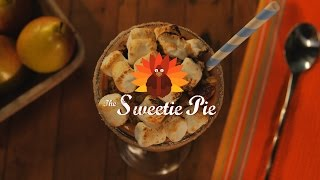 The Sweetie Pie Milkshake | Thirsty For....
