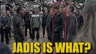 The Walking Dead Season 8 Episode 6 Spoilers & Discussion - Jadis Is Doing What?