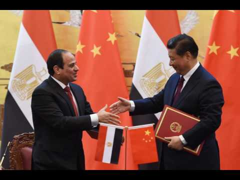 China spends billions in Egypt to woo the 'Arab Street'