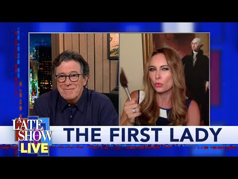 Melania Trump Gives A Preview Of Her RNC Rose Garden Speech