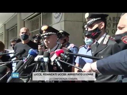 Duplice omicidio Lecce, gli inquirenti: «Il movente? L'invidia»