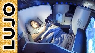 LUXURY TRAVELS ★ Boeing 787-9 in Business Class ★