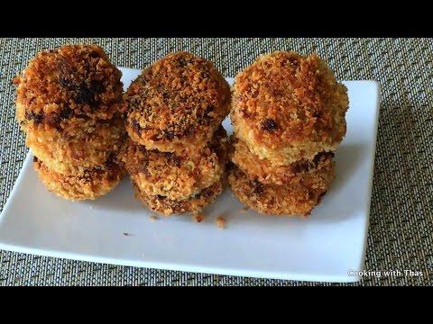Easy Chicken Cutlet Recipe