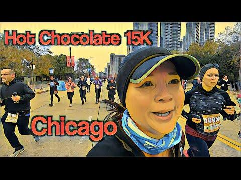 Allstate Hot Chocolate 15K/5K Chicago - 2019