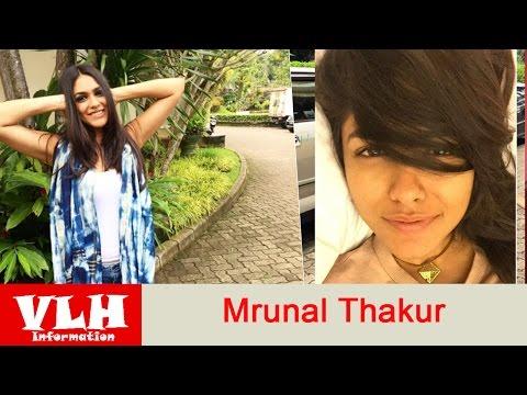 Wanita Cantik Mrunal Thakur Pemeran Tara di Sinetron Nadin ANTV | Terbaru