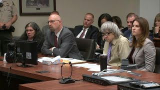 'House of Horrors' parents sentenced to life in prison