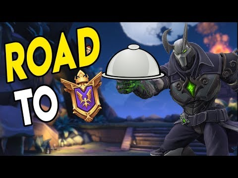 ROAD TO GM: HOW TO FEED ON ANDROXUS