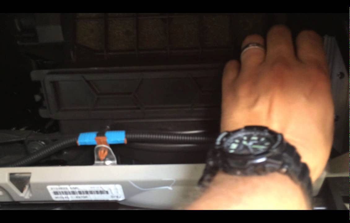 2016 Acura Tl >> 2011 Acura MDX Cabin Filter Install - YouTube