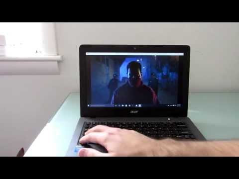 Acer Aspire One Cloudbook 11 $189 Windows Laptop Review