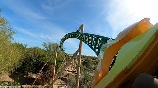 Cheetah Hunt (HyperSmooth POV) Busch Gardens Tampa
