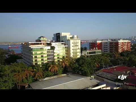 Practicing Epic Flybys with the Mavic Pro (Luanda Angola)