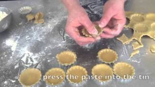 How To Make Small Fruit Tartlettes