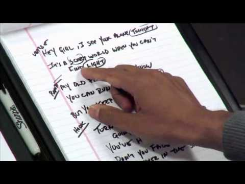 1-2-3 Songwriting - #4 Lyrics & Melody - Guitar Lesson - Ravi