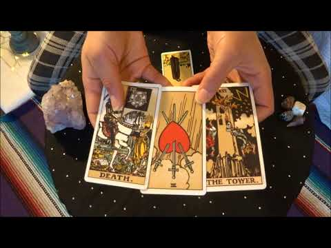 Virgo tarot March 2018 - A new experience of self!