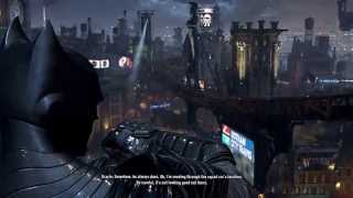 Batman Arkham Knight - gameplay on PC Xbox One ,Ps3 Ps4