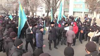 «Казахстан без Назарбаева!» Что происходило на площади в Алматы?