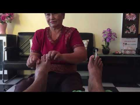 Relaxing $ 6 FOOT MASSAGE IN PATTAYA, THAILAND from YouTube · Duration:  5 minutes 16 seconds