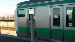埼京線 列車防護無線発報