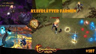 Drakensang Online - Farm Secret Lair with Clover-Buff