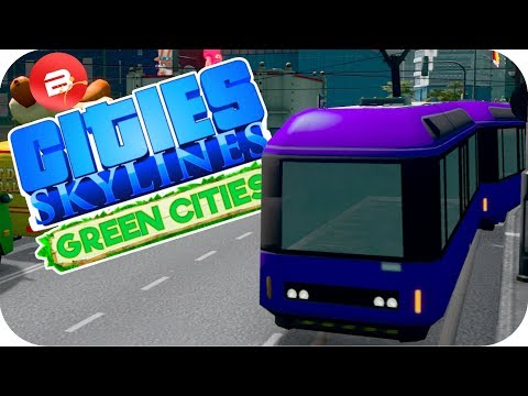 TOURISM LAKE-POINT ▶Cities: Skylines Green Cities DLC◀ #71