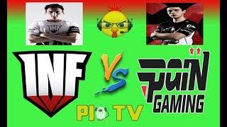 FINAL: INFAMOUS vs PAIN GAMING Bo3