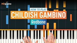 "How to Play ""Redbone"" by Childish Gambino 