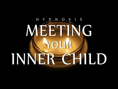 Hypnosis for Meeting Your Inner Child (Meditation Deep Relaxation Anxiety Depression Healing)