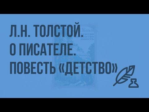 Детство  Глава 4   Л. Н. Толстой