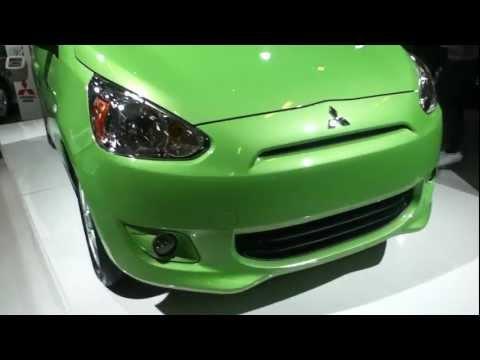Mitsubishi Global Small Concept Car - Salon de l'Auto de Montréal - Montreal Auto Show