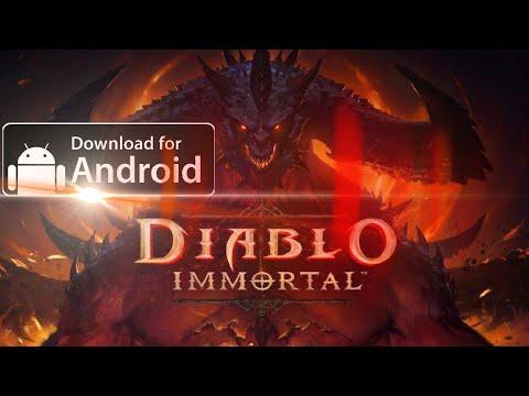 diablo immortal apk 4pda