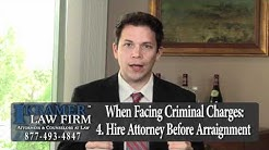 Orlando Criminal Defense Lawyer - 5 Things You Need to Know When Facing Criminal Charges