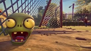 Plants Vs Zombies Garden Warfare 2 Trailer de Verano