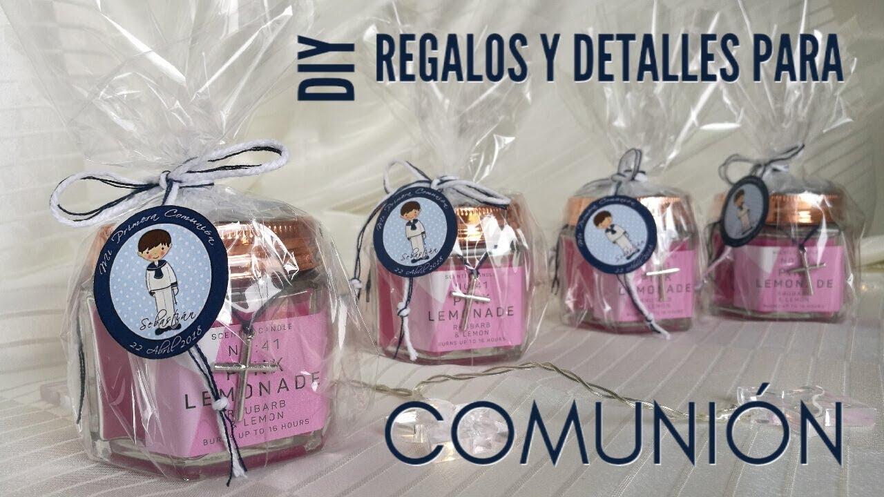 0bb3dd063 DIY IDEAS PARA RECUERDOS DE PRIMERA COMUNIÓN