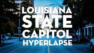 1240 Photograph Hyperlapse! | Louisiana State Capitol