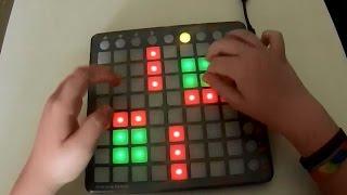 Nev Plays: Zedd - Spectrum (KDrew Remix) (Drop 1 Tut / Cover)