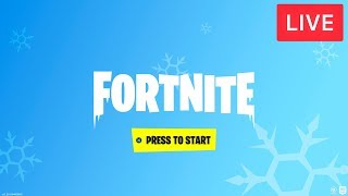 🔴 [LIVE] *NEW* FORTNITE CHRISTMAS UPDATE! - NEW 14 DAYS OF FORTNITE EVENT! (FORTNITE BATTLE ROYALE)