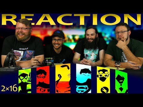 """Young Justice 2x16 REACTION!! """"Complications"""""""