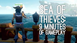 Sea of Thieves Gameplay - Xbox One Multiplayer Gameplay at E3 2017