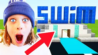 WHICH NORRIS NUT BUILDS BEST SWIM CENTER Minecraft Gaming w/ The Norris Nuts