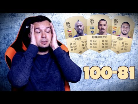 ЛУЧШИЕ ИГРОКИ FIFA 19 vs. FIFA 18 thumbnail
