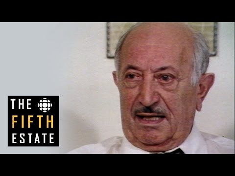 Nazi Hunter Simon Wiesenthal : Know Thy Neighbour (1980)  - The Fifth Estate