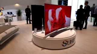 Samsung SUHD JS9500 4K - Curved Smart TV - 78