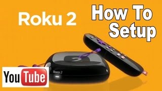 Roku 2 How To Setup & use with YouTube video demo | art411howto ™