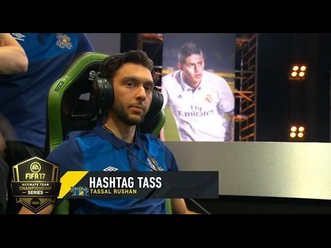 HASHTAG TASS x VITALITY ROCKYY - FIFA 17 - Ultimate Team Championship Series - Paris Regional Final