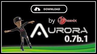 Aurora 0.7b.1  -(r 1622) -(By Phoenix )- Download e as Principais Mudanças - Xbox 360 RGH • (nº1164)