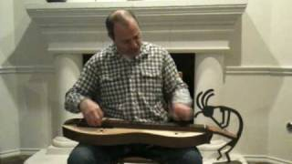 Mark Gilston - The Old Hen She Cackled with mountain dulcimer