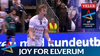 Joy for Elverum | Round 9 | VELUX EHF Champions League 2018/19