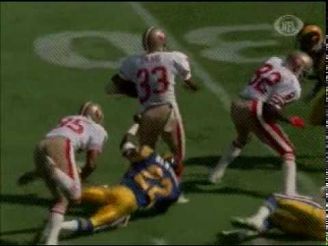 Roger Craig vs RAMS.mpg